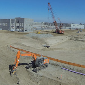 Watson Industrial Park Chino First Phase